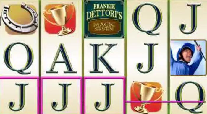 Frankie Dttori Jackpotspiele