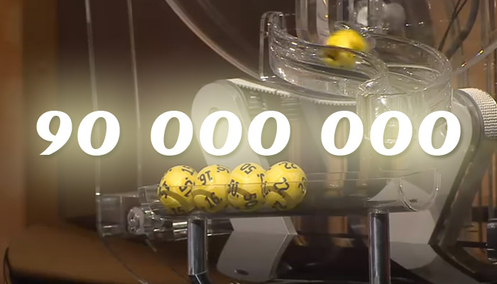 Euro Jackpot 90 000 000