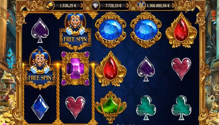 Empire Fortunes Jackpot Slot